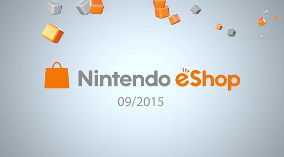 Nintendo eShop 09-2015