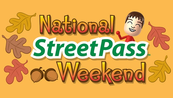 National StreetPass Week-End Thanksgiving