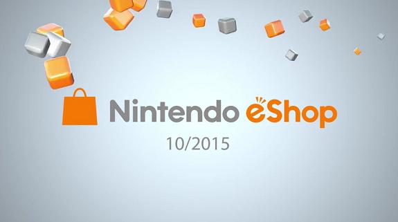 Nintendo eShop Highlights 10.2015
