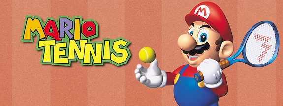 Europe] Mario Tennis (N64) - Wii U Virtual Console Trailer