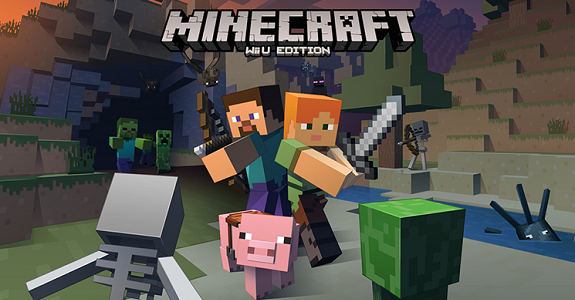 Minecraft Wii U Edition Software Updates Latest Update Patch - Minecraft ender games kostenlos spielen