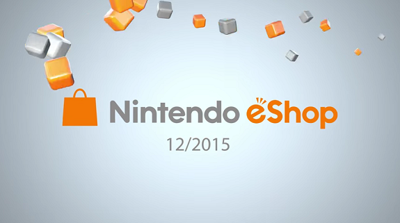 Nintendo eShop Highlights 12.2015