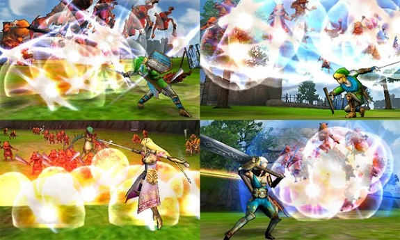 Hyrule Warriors Legends Getting A Demo Version In Japan Perfectly Nintendo