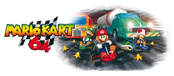 Europe] Mario Kart 64 (N64) - Wii U Virtual Console Trailer