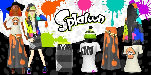 New Style Boutique 2 Splatoon