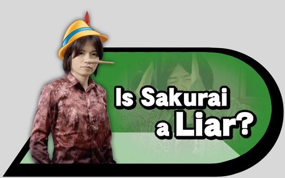 SG Sakurai Liar