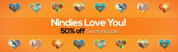 Nindies Love You