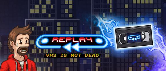VHS is not dead