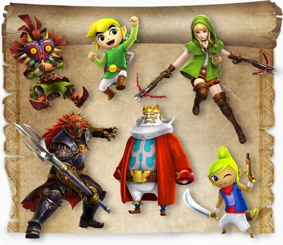 Hyrule Warriors Legends