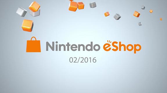 eShop highlights February 2016