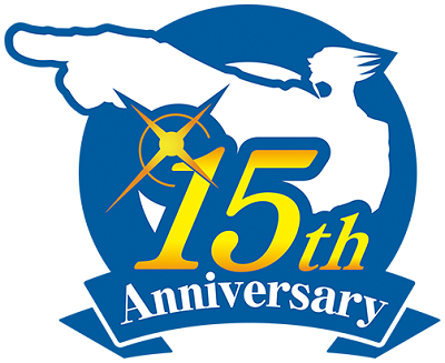 Ace Attorney 15th Anniversary