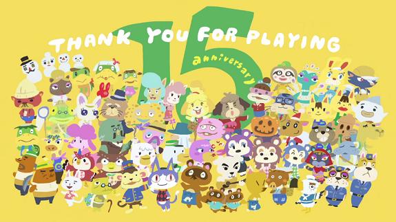 Animal Crossing 15