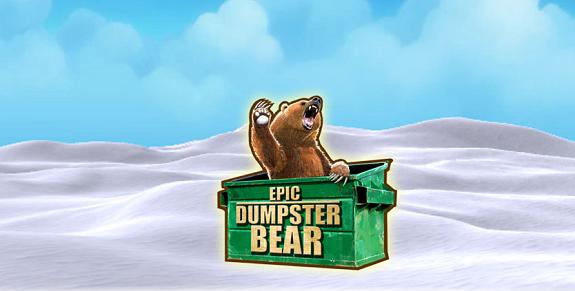 Epic Dumbster Bear