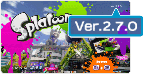 Splatoon 2.7.0