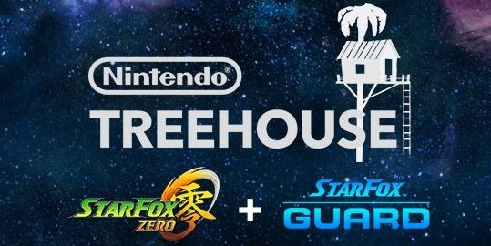 Star Fox Zero Treehouse