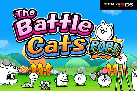 The Battle Cats Pop
