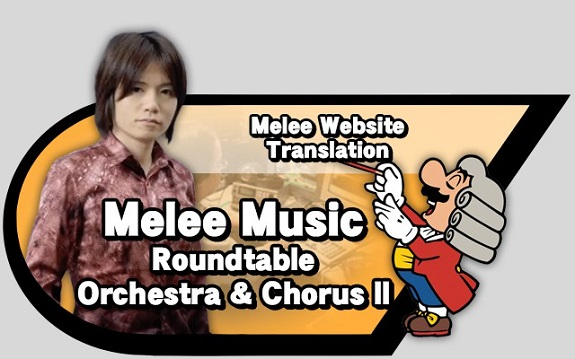 Melee-music-chorus-II