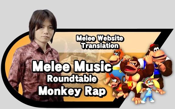 Monkey-Rap