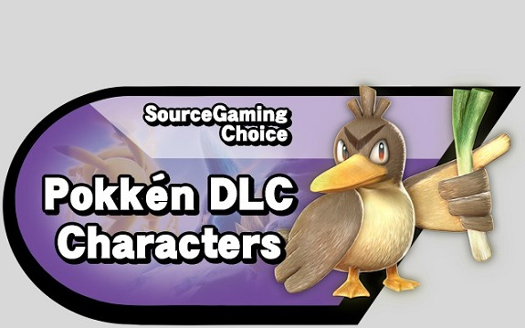 Pokken-DLC-Characters
