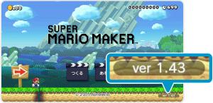 Super Mario Maker 1.43