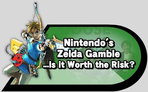 Zelda-Gamble