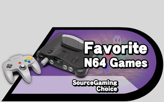 N64-Games