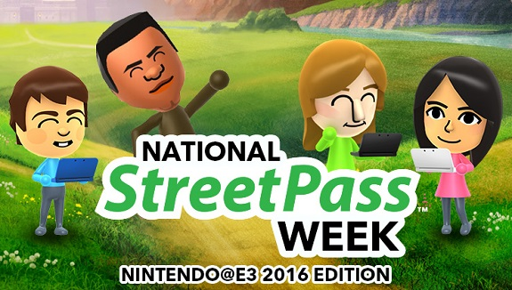 National StreetPass Week E3 2016