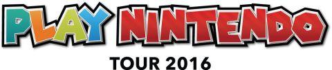 Play Nintendo Tour 2016