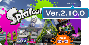 Splatoon 2.10.0