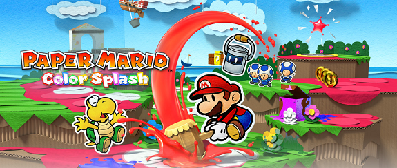 Daily Briefs (Sept  29) - Paper Mario: Color Splash, Harvest
