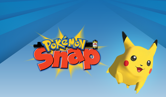 Europe] Pokémon Snap (N64) - Wii U Virtual Console