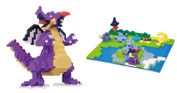 Dragon Quest Nanoblocks