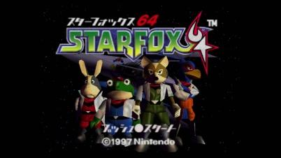 Star Fox 64 Virtual Console