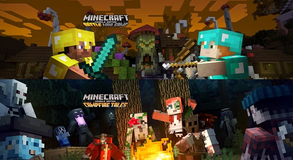 Minecraft: Wii U Edition Halloween