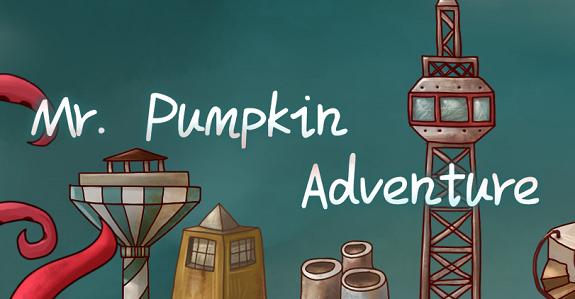 Mr Pumpkin Adventure