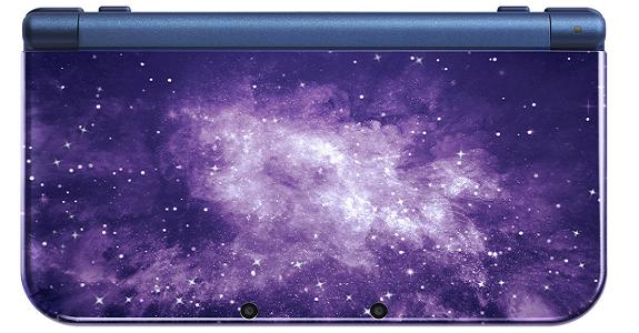 New Galaxy Style New Nintendo 3DS XL