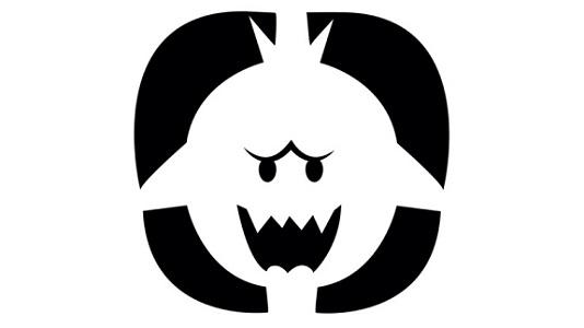 Nintendo Halloween King Boo