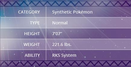 Pokemon Sun and Moon Silvally