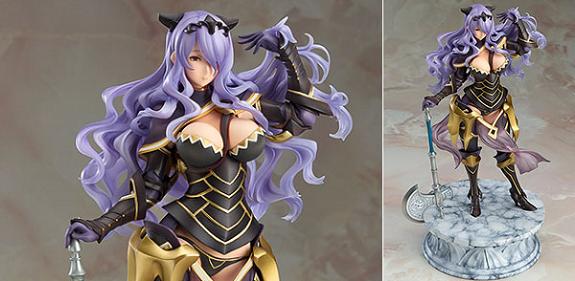 Camilla figure