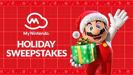nintendo sweepstakes united states holiday sweepstakes for my nintendo 6919