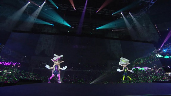 Splatoon Squid Sisters Live #4