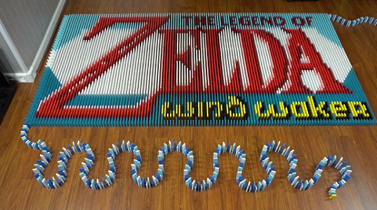 The Domino King - The Legend of Zelda: The Wind Waker