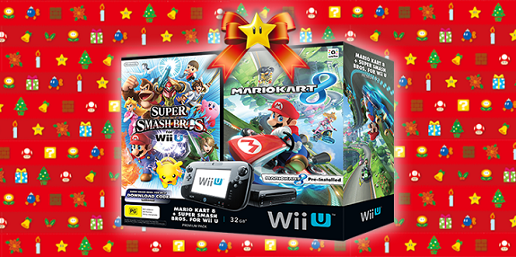 Wii U Premium Pack Australia