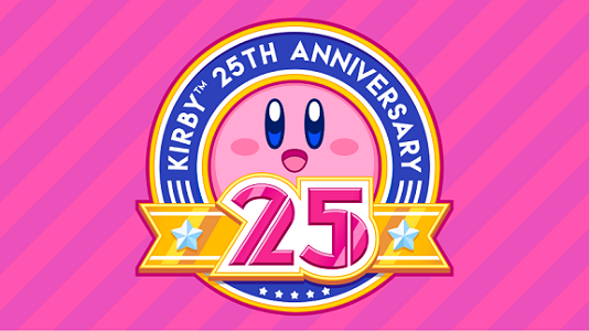 Kirby 25th Anniversary