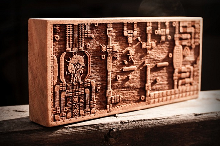 NES carvings
