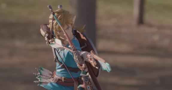 Zelda Breath of the Wild F4F
