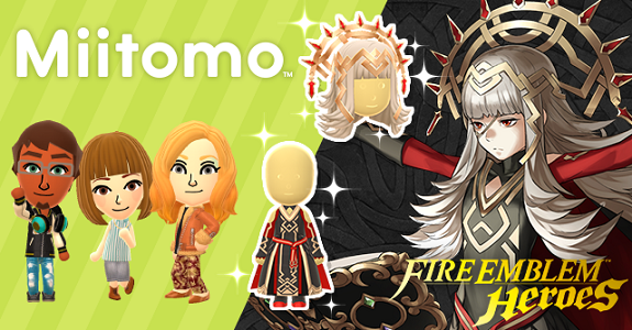 Miitomo Fire Emblem Heroes