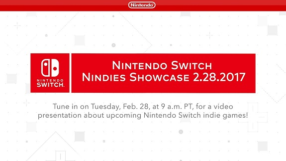 Nintendo Switch Nindies Showcase