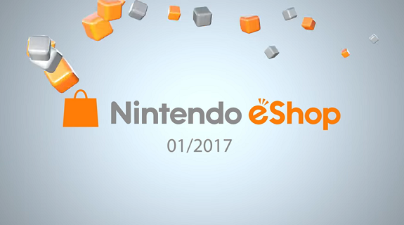 Nintendo eShop Highlights January 2017