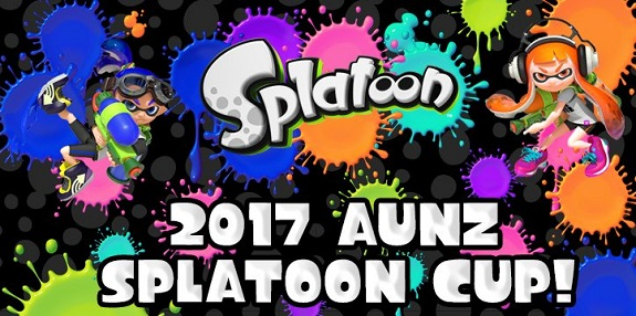 2017 Australia & New Zealand Splatoon Cup